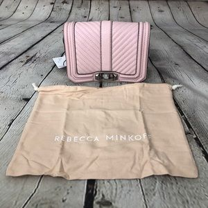 Rebecca Minkoff Crossbody Bag Purse NWT Quilted